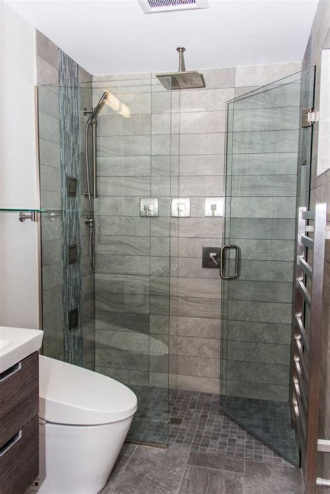 Small Showers For Small Bathrooms by Image Result For Curbless Shower In A Small Bathroom