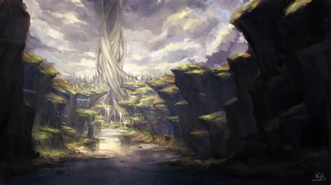 yggdrasil wallpaper  images
