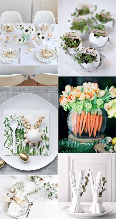 We Love Inspiration Tischdeko Für Den Osterbrunch We