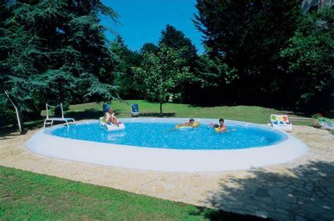 semi enterré ovline 4000 d 233 couvrez la piscine hors sol pvc zodiac