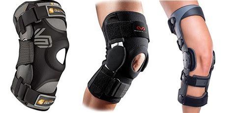 knee braces  skiing reviewed