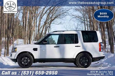 2019 Land Rover Lr4 by Land Rover Lr4 2019 In Huntington Island