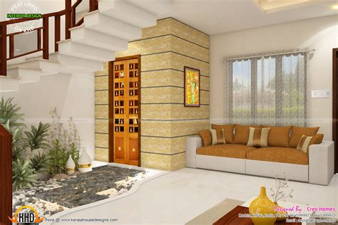 Total Home Interior Solutions By Creo Homes  Kerala Home