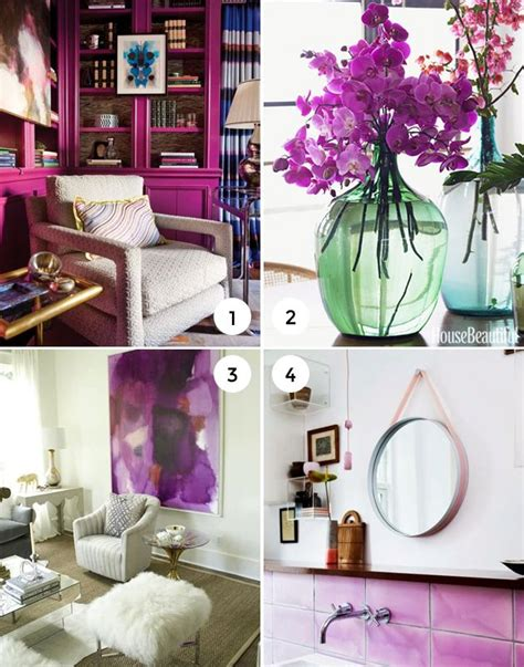 radiant orchid home decor 29 best pantone color of 2014 radiant orchid 18 3224