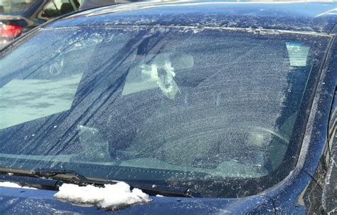 Why Your Windshield Washer Fluid Froze  The Daily Drive