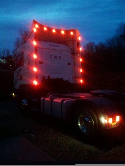decoration lumineuse pour camion