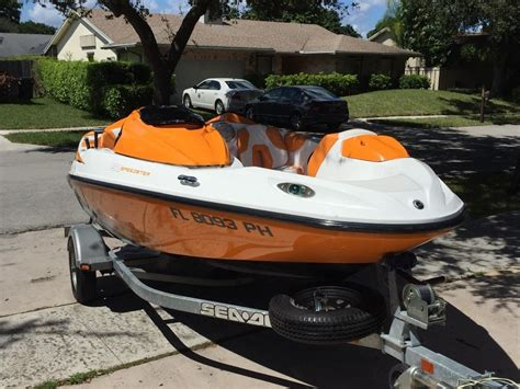 Sea Doo Boat Covers For Sale by Sea Doo Speedster 2012 For Sale For 14 500 Boats From