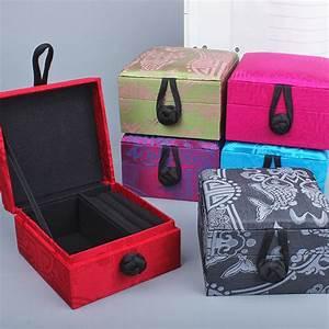 mulberry silk gift box square decorative