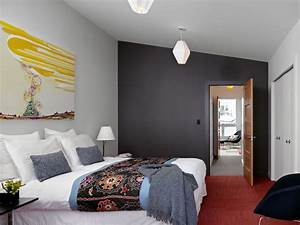 25 accent wall paint designs decor ideas design trends With paint in bedroom with designs