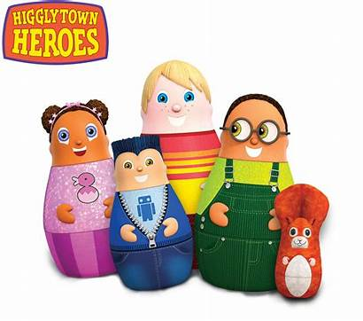 Higglytown Heroes Disney Playhouse Junior Tv Hero
