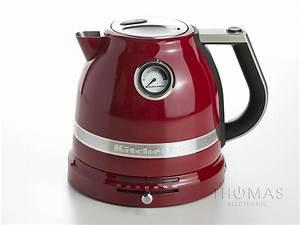 Kitchen Aid Wasserkocher : kitchenaid artisan wasserkocher empire rot thomas electronic online shop 5kek1522 ~ Yasmunasinghe.com Haus und Dekorationen