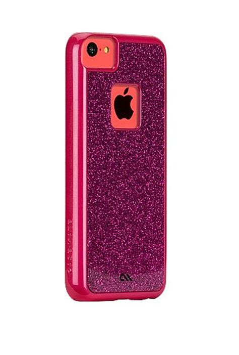 pink iphone 5c mate glimmer for iphone 5c pink at