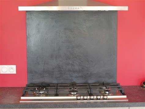 plaque credence cuisine credence plaque de cuisson beton cire