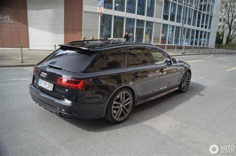 Audi S6 Avant by Audi S6 Avant C7 2015 13 April 2016 Autogespot