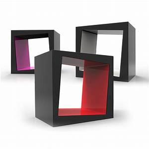 Mensola design moderno Kubo Viadurini Design Made in Italy