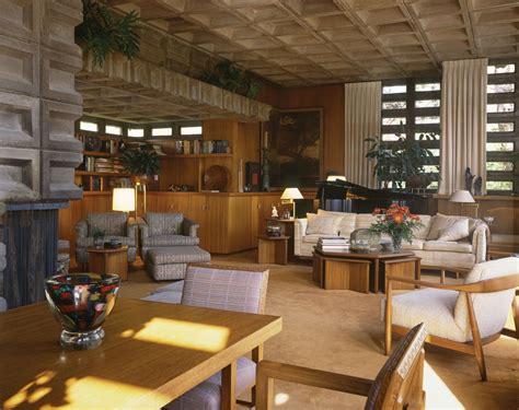 frank lloyd wright architecture   interior grand
