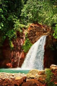 Caribbean Guadeloupe Waterfalls