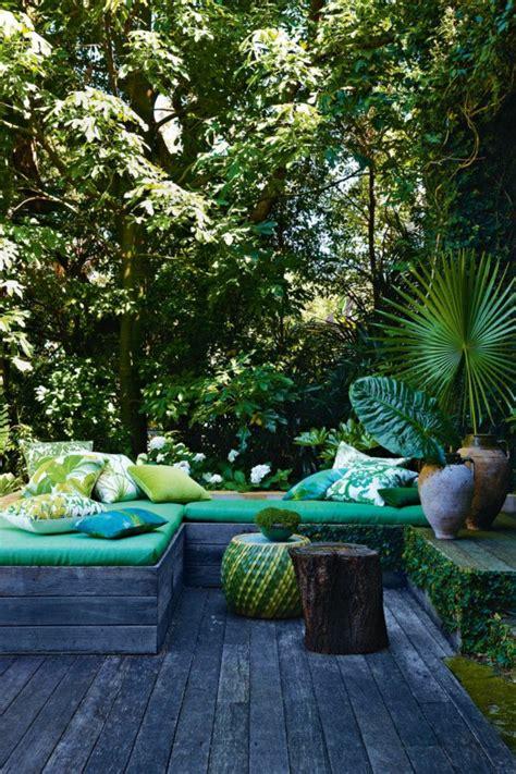 Tropical Outdoor Garden