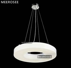 Top selling ceiling lamp parts round ring light acrylic