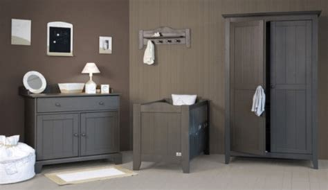 chambre couleur taupe et gris ambiances déco pour la chambre de bébé