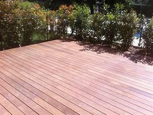 Terrasse En Ipe : r alisation de terrasse en bois exotique ip bouc bel ~ Premium-room.com Idées de Décoration