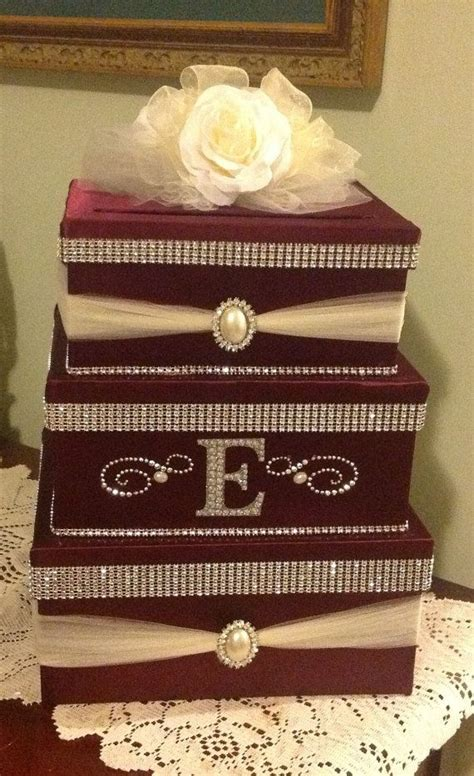 inspiring ideas for diy wedding card boxes south jersey