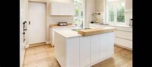 Küche Eiche Weiß : mtb k che mattlack weiss arbeitsplatten decton ~ Orissabook.com Haus und Dekorationen