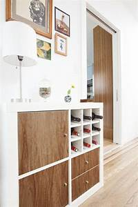 Ikea Kallax Flur : ikea regale kallax flexible vielseitigkeit zum g nstigen preis einrichtungsideen pinterest ~ Markanthonyermac.com Haus und Dekorationen