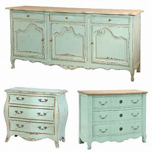 5 paint color choices for provincial furniture for French painted furniture