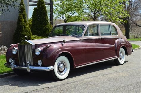 Rolls Royce 1960 by 1960 Rolls Royce Phantom V