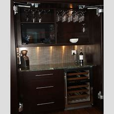 Mini Bar  Contemporary  Kitchen  Cleveland  By