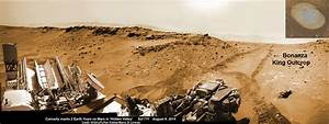 Curiosity Brushes 'Bonanza King' Target Anticipating ...