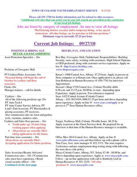resume cover letter mechanic resume cover letter sle