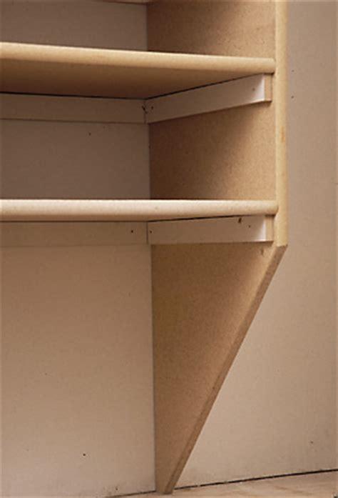 installing closet shelving