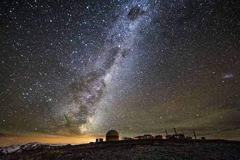 John Observatory The World Largest Dark Sky Reserve