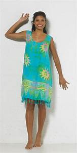 ladie dress viscose beach dresses dresses women With robes de plages