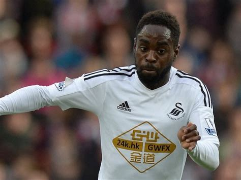 nathan dyer signs   year contract  swansea city