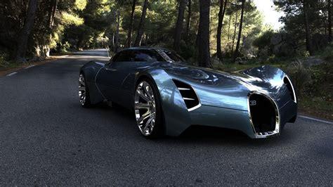 2025 Bugatti Aerolithe Concept Wallpaper And Background
