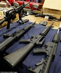 Background Checks For Guns Background Checks For Gun Sales Peak On Black Friday As