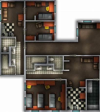Modern Battlemaps Mondays Residence Link Multi Tabletop