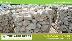 Landscape Rock The Yard Depot in Cypress Wholesale