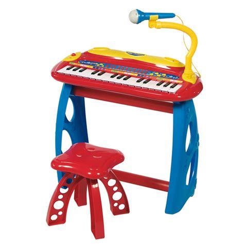 orgue sur pied tabouret king jouet jouets musicaux m 233 diath 232 que