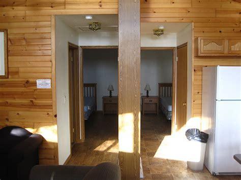 Snyder Bend Osprey Cabin 2 BR 6 Person, Snyder Bend Park