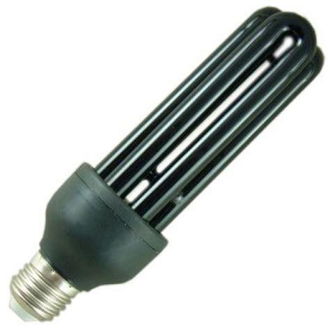 25 watt es e27 turn black light blue fluorescent