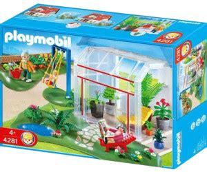 playmobil citylife modernes wohnen wintergarten mit