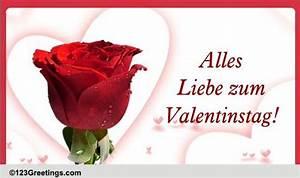 Keep In Touch Deutsch : fuer jemand ganz besonderen am free valentinstag ecards 123 greetings ~ Buech-reservation.com Haus und Dekorationen