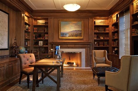 Beautiful Home Office Or By Library Home Office Beautiful