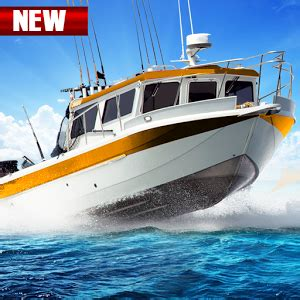 Boat Game Icon by Fishing Boat Driving Simulator Ship Games Apk Game 1 3
