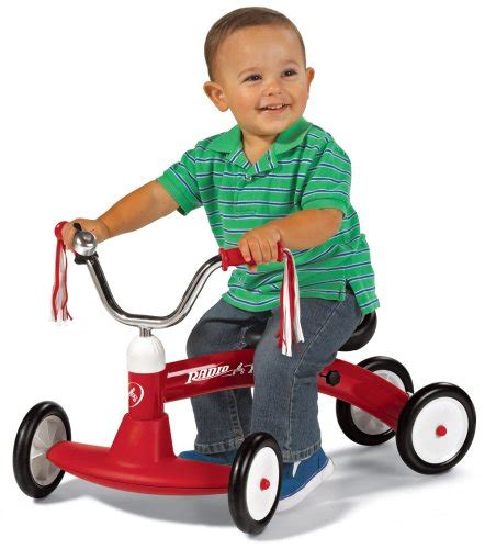 Permalink to Radio Flyer Scoot About Scooter