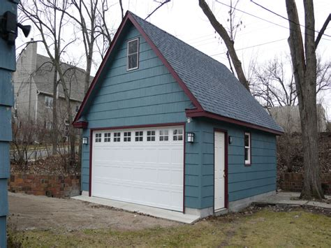 2 Story Garage Packages by Two Story Garages Kits Two Story Detached Garage Hip Roof